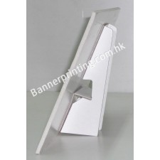 Paper backing stand (details)